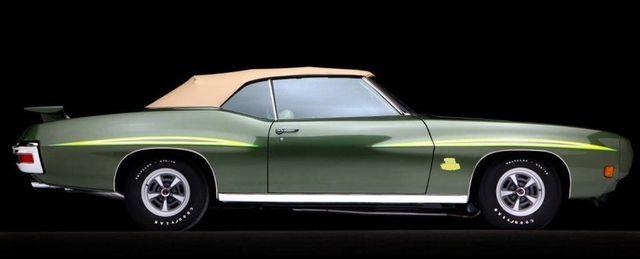 1970 Pontiac GTO Judge 36