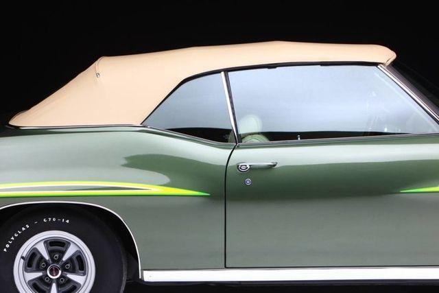 1970 Pontiac GTO Judge 37