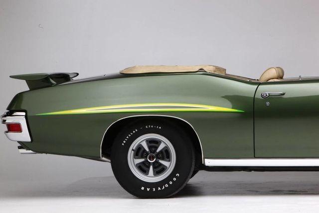 1970 Pontiac GTO Judge 44