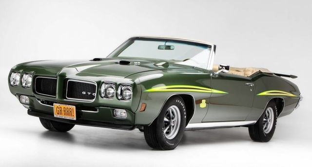1970 Pontiac GTO Judge 47