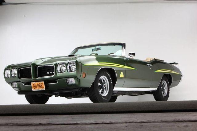 1970 Pontiac GTO Judge 48