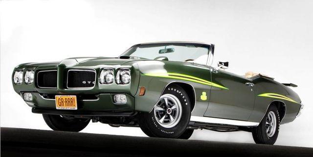 1970 Pontiac GTO Judge 49