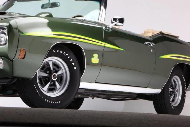 1970 Pontiac GTO Judge 50