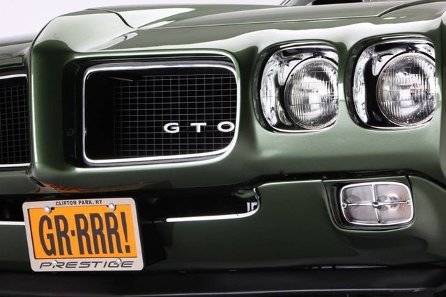 1970 Pontiac GTO Judge 52