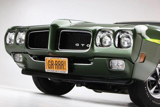 1970 Pontiac GTO Judge 53