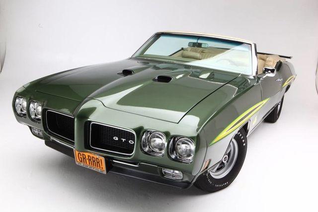 1970 Pontiac GTO Judge 57
