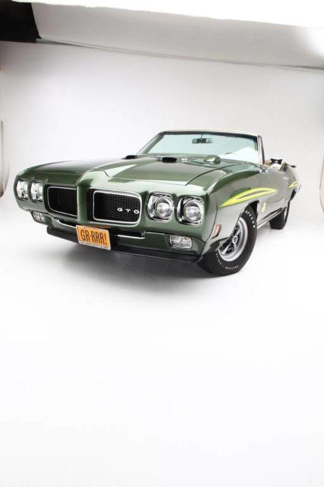 1970 Pontiac GTO Judge 58