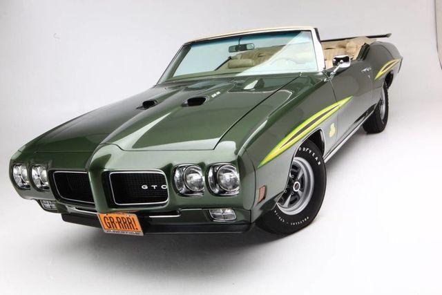 1970 Pontiac GTO Judge 60