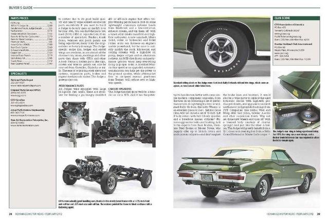 1970 Pontiac GTO Judge 7