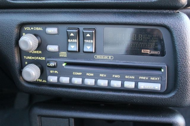 1993 Chevrolet Camaro 18