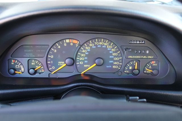 1993 Chevrolet Camaro 28