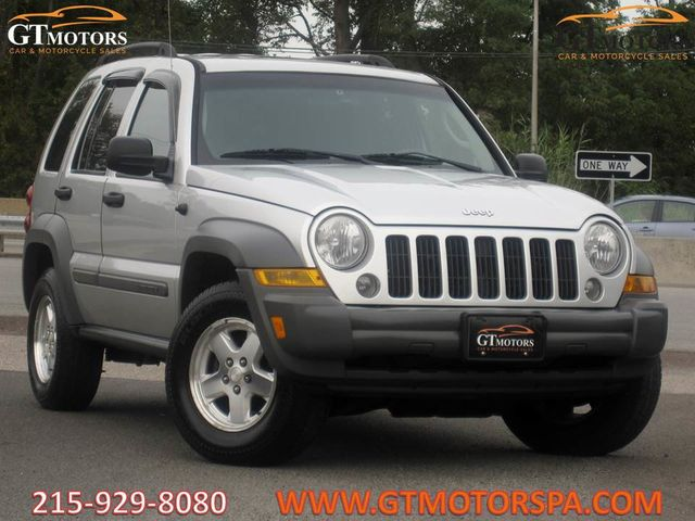 2006 Jeep Liberty Sport >> Details About 2006 Jeep Liberty 4dr Sport 4wd