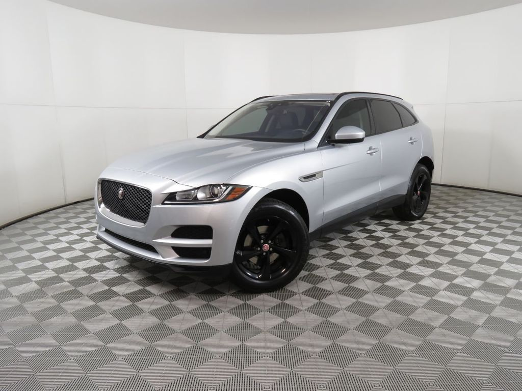 Certified Pre-Owned 2018 Jaguar F-PACE 20d Premium AWD