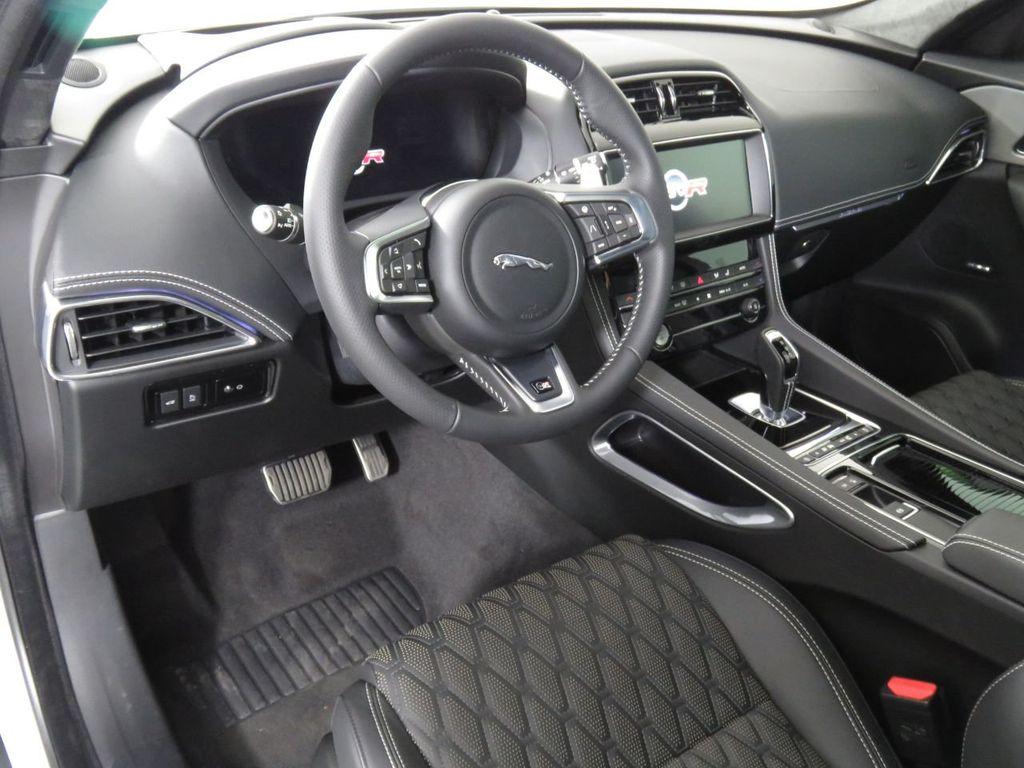 New 2020 Jaguar F-PACE SVR AWD