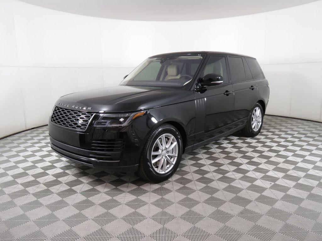 New 2020 Land Rover Range Rover SWB