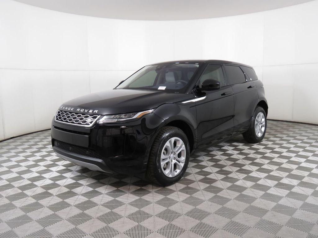 New 2020 Land Rover Range Rover Evoque COURTESY VEHICLE