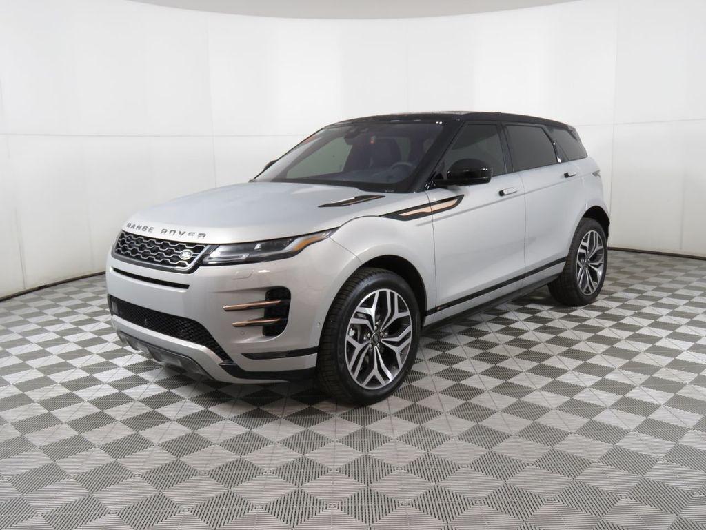 New 2020 Land Rover Range Rover Evoque P250 First Edition