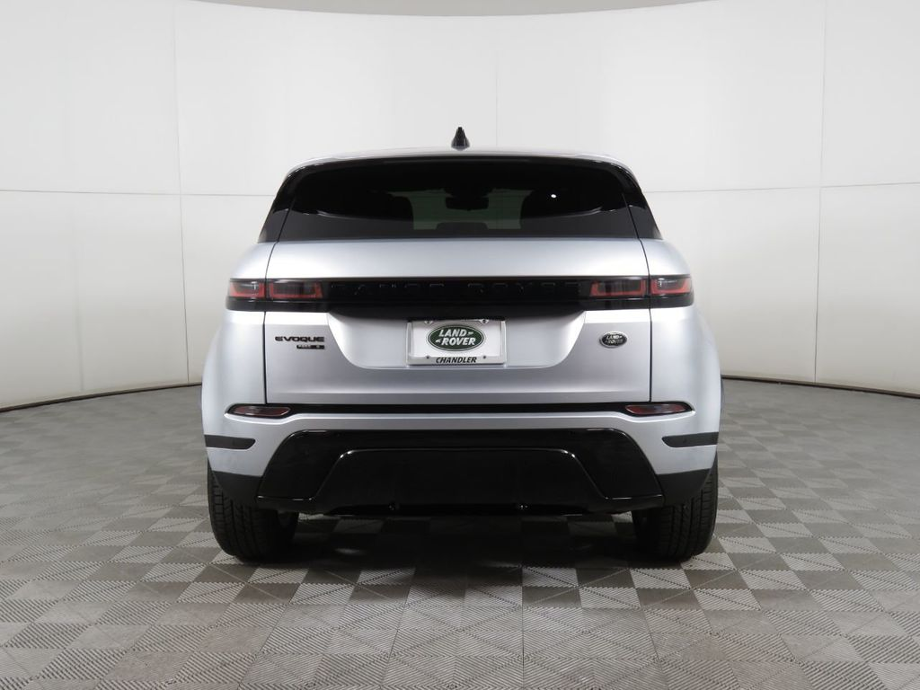 Certified Pre-Owned 2020 Land Rover Range Rover Evoque COURTESY VEHICLE