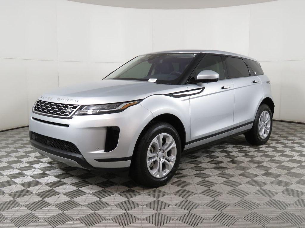 2020 Land Rover Range Rover Evoque COURTESY VEHICLE