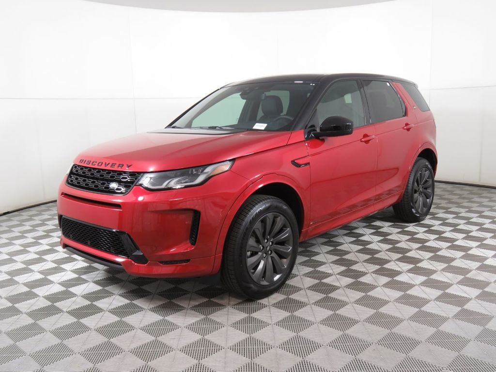 New 2020 Land Rover Discovery Sport SE R-Dynamic 4WD