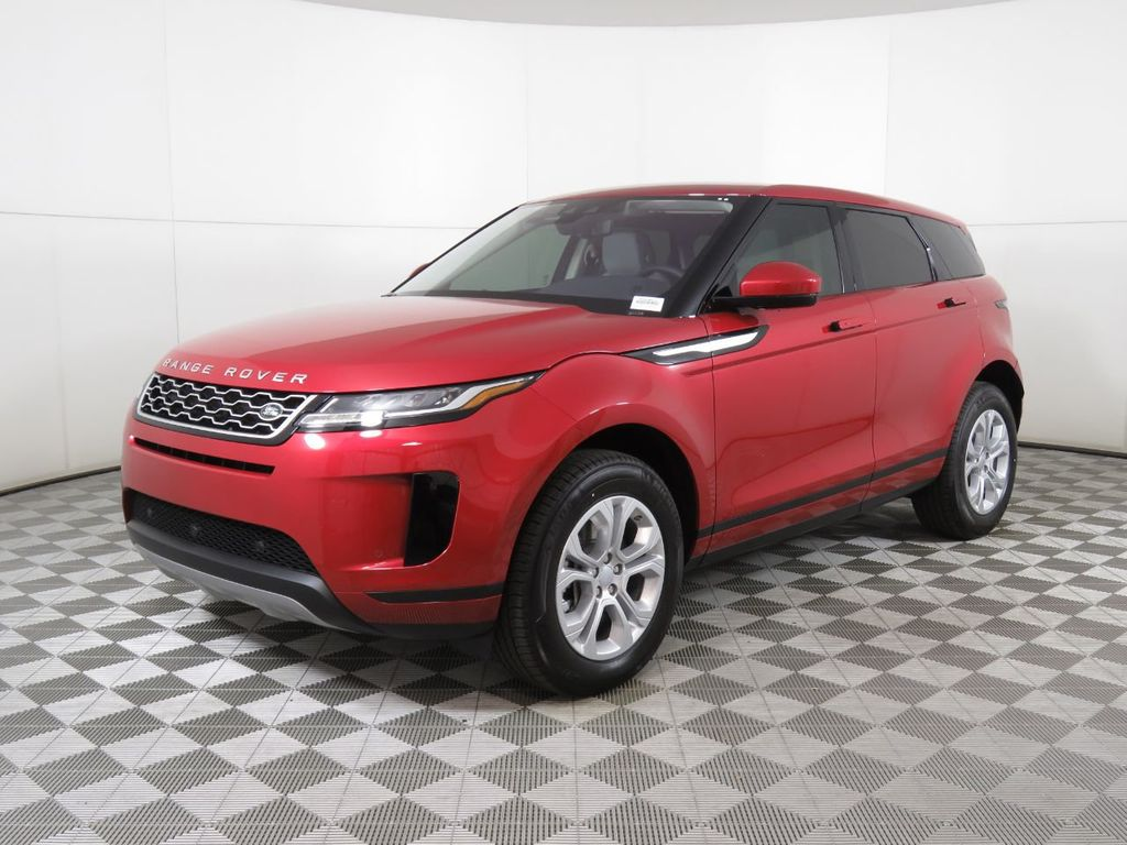 Certified Pre-Owned 2020 Land Rover Range Rover Evoque COURTESY VEHICLE With Navigation & AWD