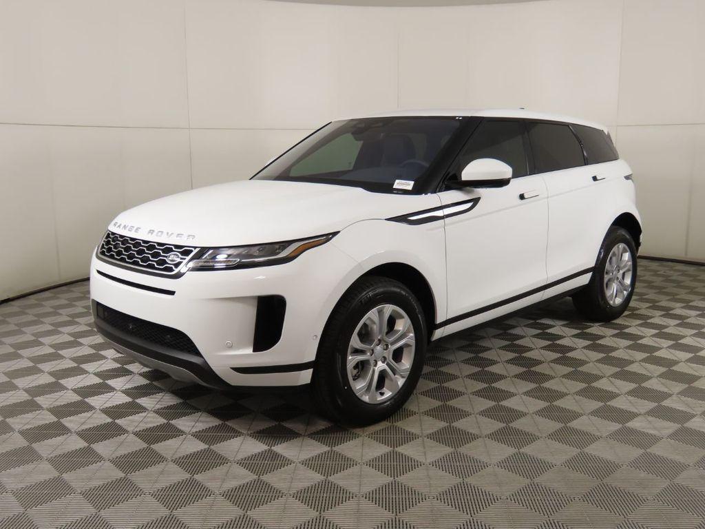 2021 Land Rover Range Rover Evoque COURTESY VEHICLE