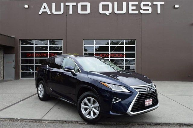 Used Lexus Rx 350 >> 2016 Used Lexus Rx 350 Awd 4dr At Auto Quest Inc Serving Seattle Wa Iid 18834585