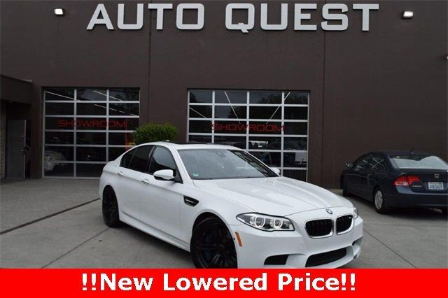 Used Bmw M5 >> 2016 Used Bmw M5 4dr Sedan At Auto Quest Inc Serving Seattle Wa Iid 18850627