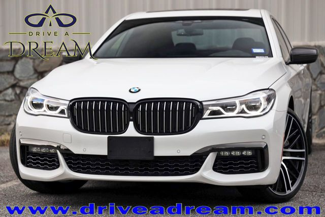 2017 Bmw 7 Series 750i With Driving Ist Plus Executive M Sport Pkgs