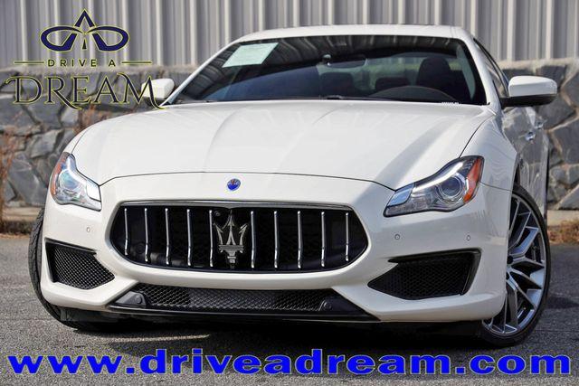 Used Maserati Quattroporte >> 2017 Used Maserati Quattroporte S Gransport 3 0l At Drive A Dream Serving Marietta Ga Iid 18998979