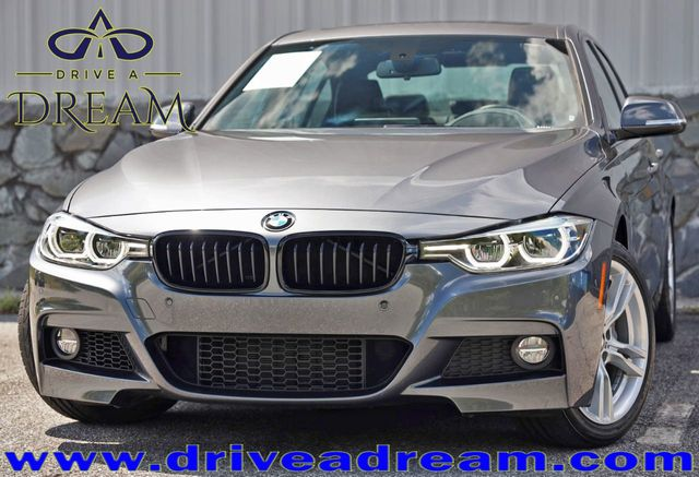 2018 BMW 3 Series >> 2018 Used Bmw 3 Series 340i With Premium Navigation M Sport Packages At Drive A Dream Serving Marietta Ga Iid 19307911