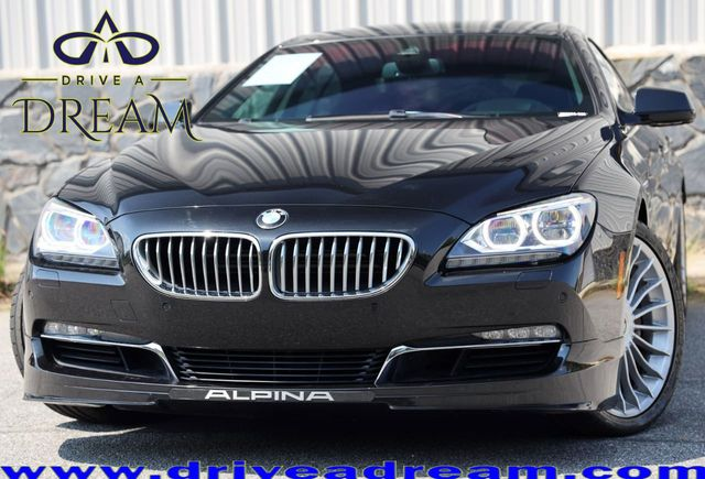 BMW Alpina B6 >> 2015 Used Bmw 6 Series Alpina B6 Xdrive Gran With Executive Driving Assist Plus Pkgs At Drive A Dream Serving Marietta Ga Iid 19348615