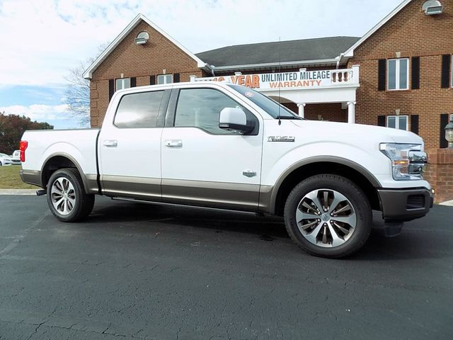 2019 Used Ford F 150 King Ranch At Summitt Auto Group Serving Crossville Cookeville Sparta East Tn Iid 19255390