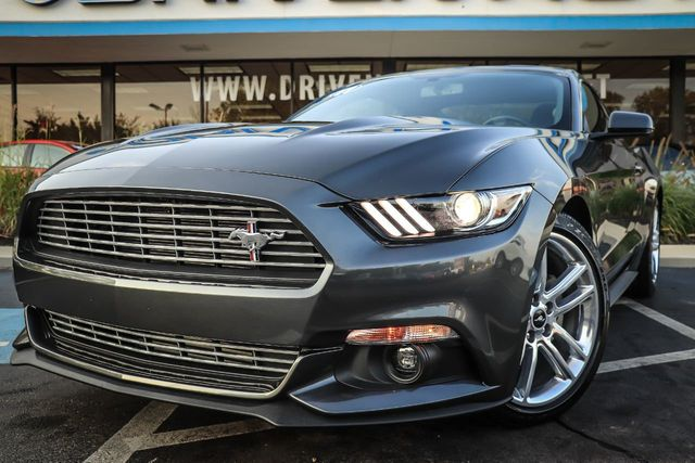 2017 Ford Mustang Ecoboost Premium >> 2017 Used Ford Mustang Ecoboost Premium Fastback At Driven Auto Of Oak Forest Il Iid 19373222