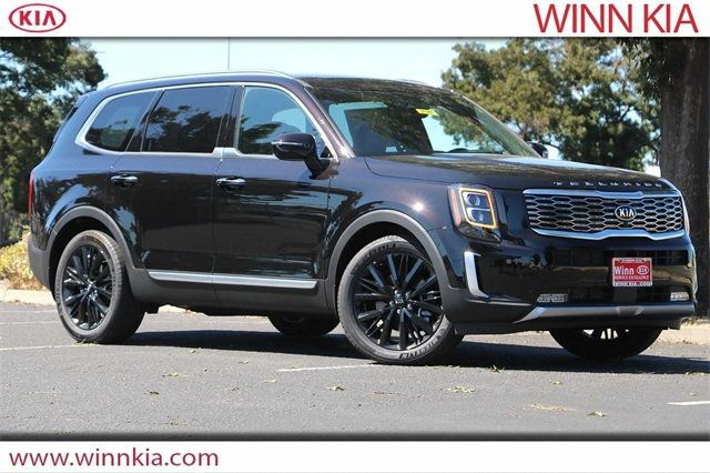 2020 new kia telluride sx awd at winn autos serving newark  ca  iid 19339339