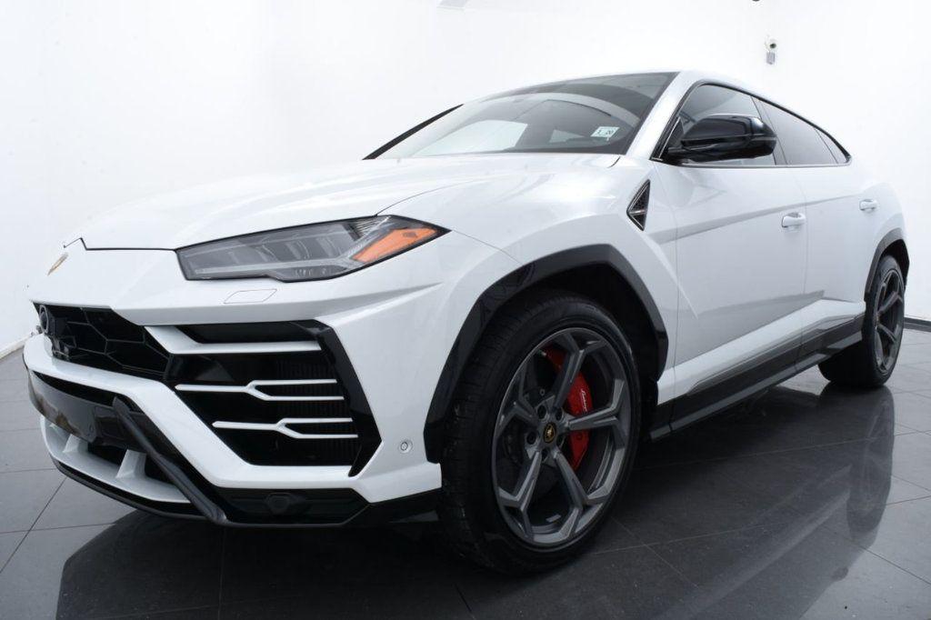 Pre-Owned 2019 Lamborghini Urus AWD