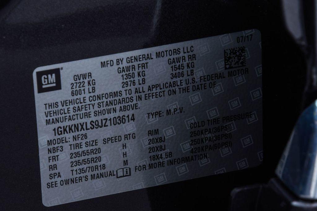 Pre-Owned 2018 GMC Acadia AWD 4dr Denali