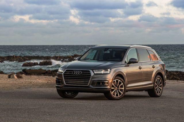 2018 New Audi Q7 2 0 TFSI Premium Plus at NY Auto Group