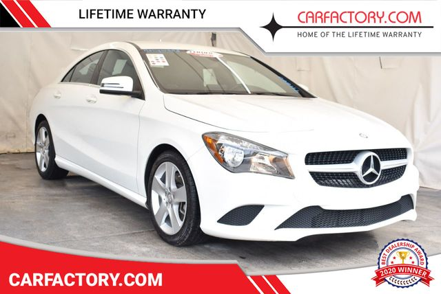 2015 Used Mercedes-Benz CLA 4DR SEDAN CLA 250 FWD at Car Factory Outlet  Serving Miami-Dade, Broward, Palm Beach, Collier and Monroe County, FL, IID