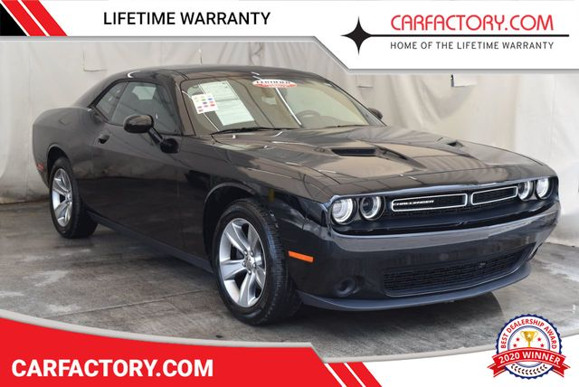2017 Dodge Challenger Sxt Coupe 17958534 Video 1