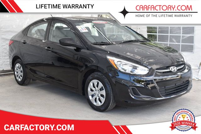 Used Hyundai Accent >> 2017 Used Hyundai Accent At Car Factory Outlet Serving Miami Fl
