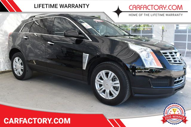 2016 Cadillac Crossover >> 2016 Used Cadillac Srx Fwd 4dr At Car Factory Outlet Serving Miami