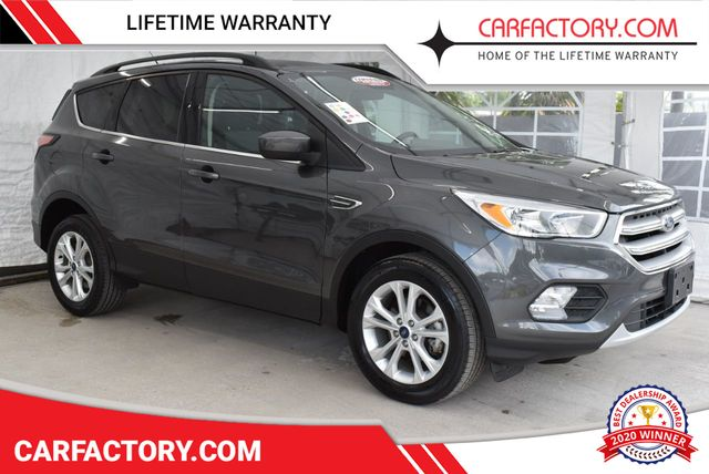 Ford Escape Suv >> 2018 Used Ford Escape Se Suv At Car Factory Outlet Serving Miami Dade Broward Palm Beach Collier And Monroe County Fl Iid 18893324