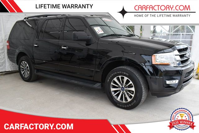 Ford Expedition El >> 2016 Used Ford Expedition El At Car Factory Outlet Serving Miami Fl