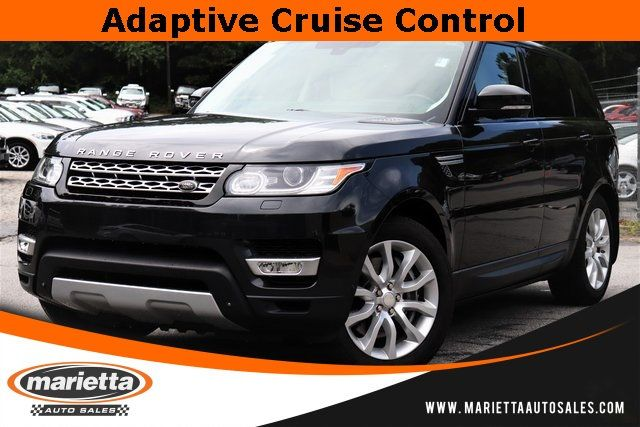 2014 Used Land Rover Range Rover Sport 5 0L V8 Supercharged at Marietta  Auto Sales, GA, IID 18738521