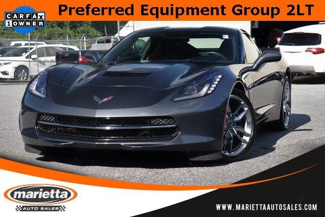 2014 Corvette Stingray For Sale >> 2014 Used Chevrolet Corvette Stingray Z51 At Marietta Auto Sales Ga Iid 19360431