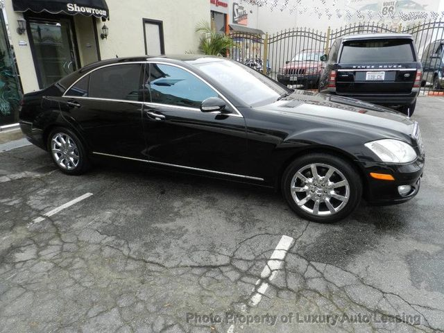 2007 Used Mercedes-Benz S-Class S550 4dr Sedan 5 5L V8 RWD at Luxury Auto  Leasing Serving Hollywood & Los Angeles, CA, IID 17451941