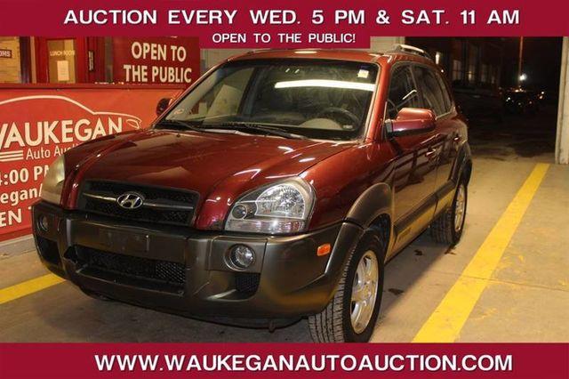 Tucson Car Auction >> 2005 Used Hyundai Tucson 4dr Lx 4wd 2 7l V6 Automatic At