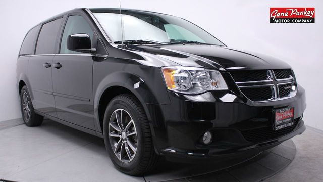 2017 Dodge Grand Caravan >> 2017 Used Dodge Grand Caravan Sxt Wagon At Gene Pankey Motor Company Serving Tacoma Wa Iid 19364076