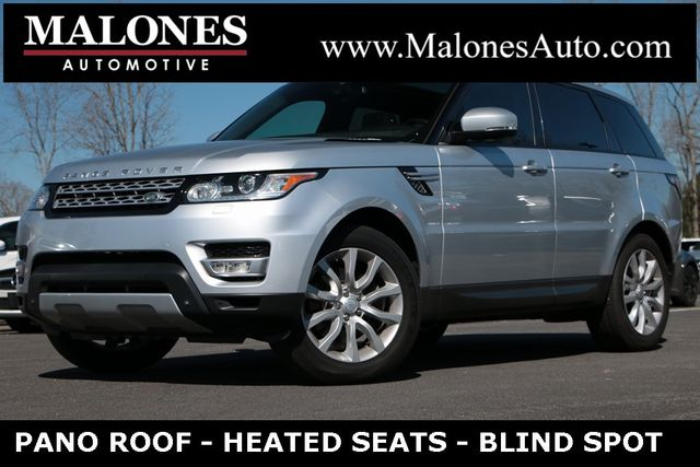 2015 Used Land Rover Range Rover Sport 4WD 4dr HSE at Malone's Automotive  Serving Marietta, GA, IID 18664228